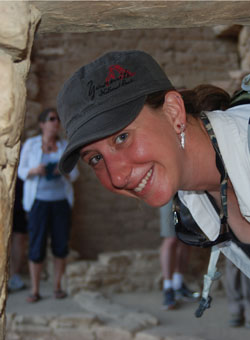 CSU Anthropology Alumna Becca Simon