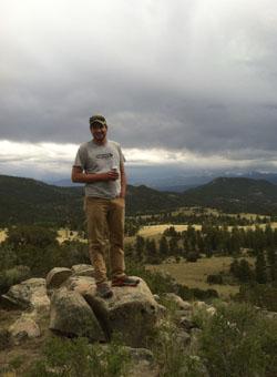 CSU Anthropology Alumnus Ben Perlmutter