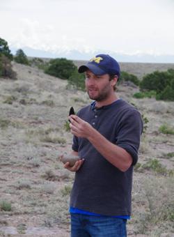 CSU Anthropology Alumnus Brian Fredericks