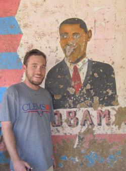 CSU Anthropology Alumnus Chris Davis