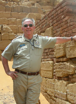 CSU Anthropology Alumnus Jerry Hoover