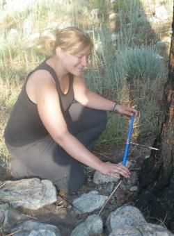 CSU Anthropology Alumna Katie Horton
