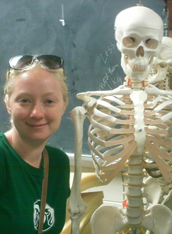 CSU Anthropology Alumna Katie Anna Trainer