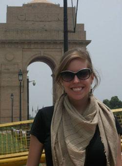 CSU Anthropology Alumna Rachel Wendland