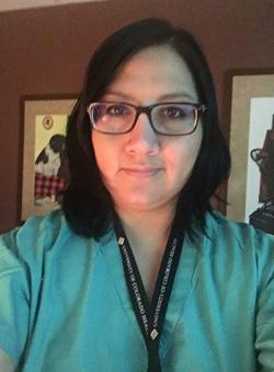 CSU Anthropology Alumna Sandra Thomas
