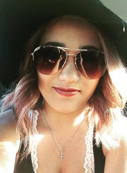 CSU Anthropology Alumna Taylor Lozano