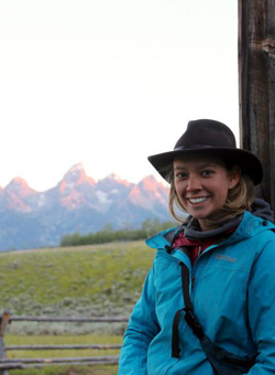 Arianna Porter CSU Anthropology Graduate Student
