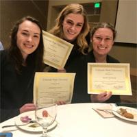 CURC Elizabeth Larson Carson Black Rachel Bockrath Award