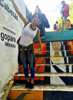 Cynthia Ortega, Graduate Student