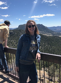 Louise Steele, Graduate Student