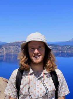 Ned Molder, Graduate Student