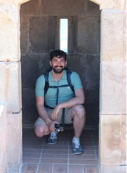 Robert Kaplan, Graduate Student