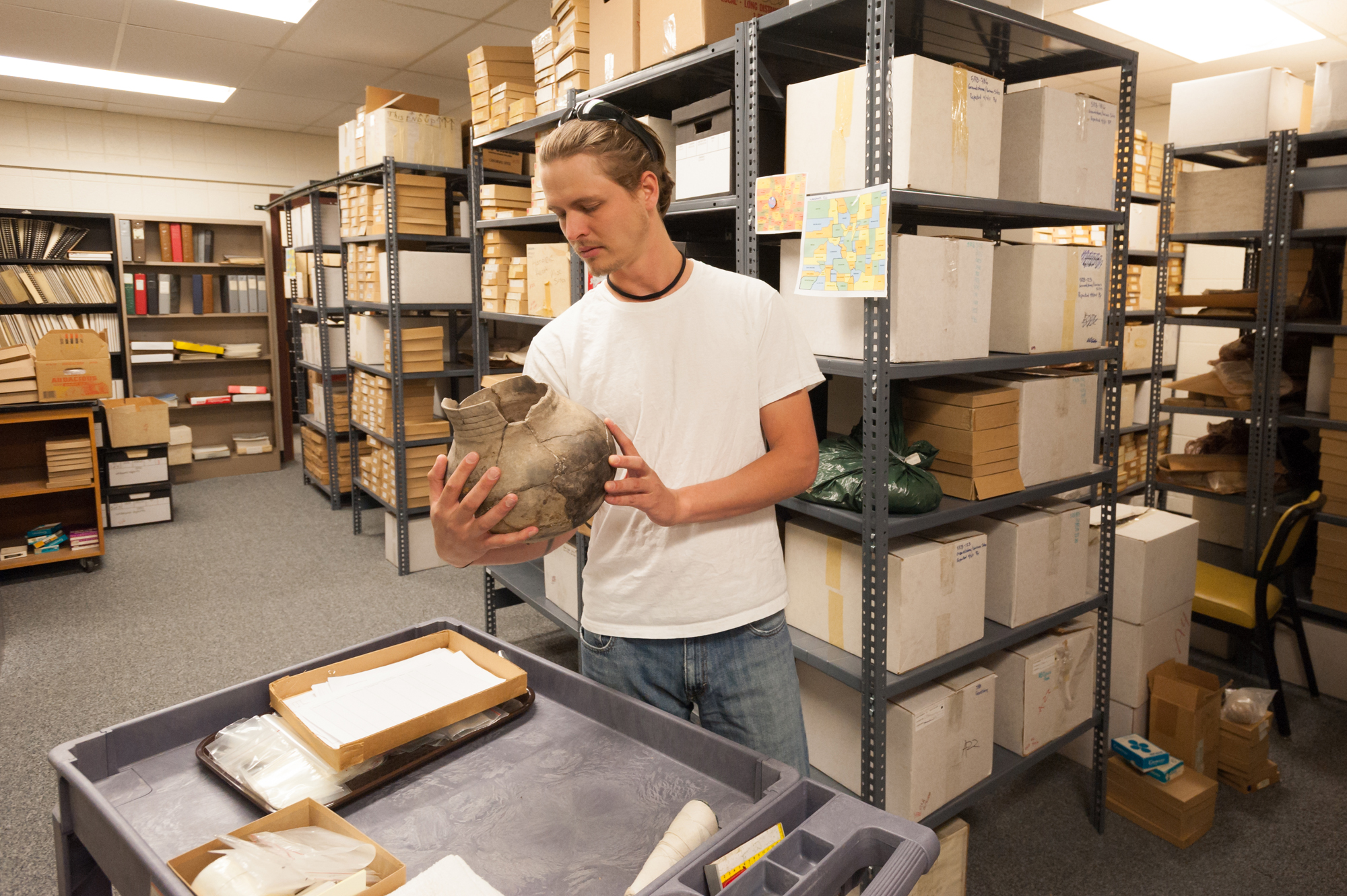 Archaeological Repository of Colorado State University