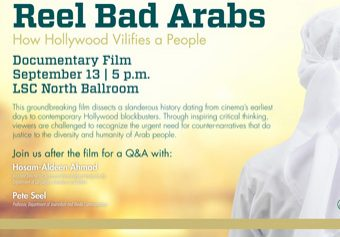 Reel Bad Arabs Documentary Film Event