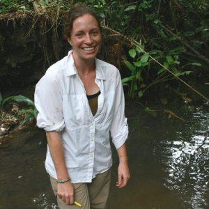 Heidi Hausermann fieldwork crop